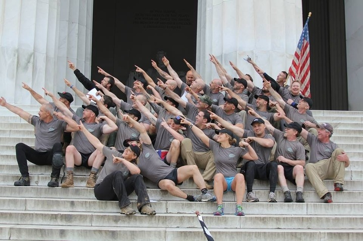 Goruck Heavy 006 Masters T-Shirt Photo