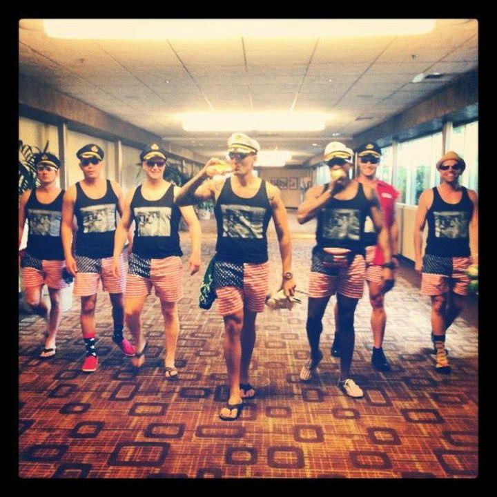 Jungle's Bachelor Party: Vegas '13 T-Shirt Photo