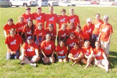 Coastal Carolina Mission Trip 2007 T-Shirt Photo