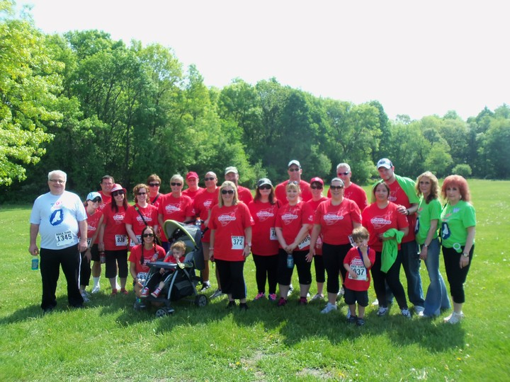 The Promise Walk For Preeclampsia T-Shirt Photo