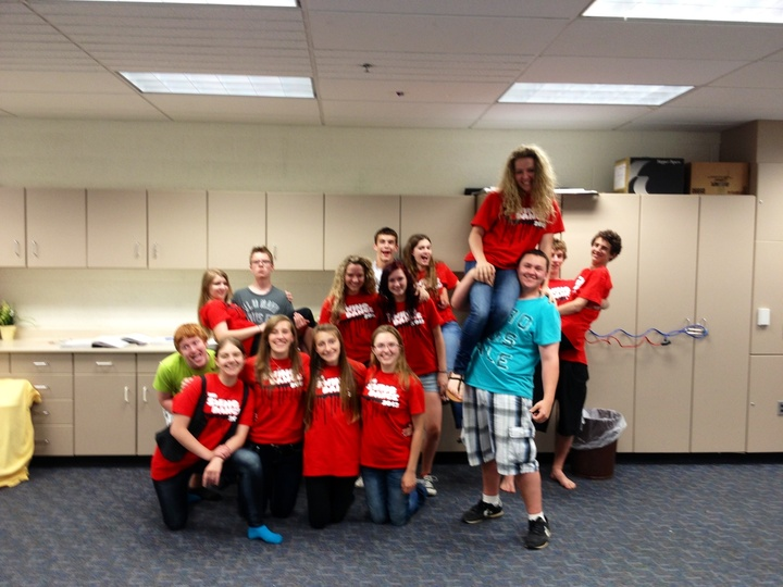 Bhs Swing Dance Club T-Shirt Photo