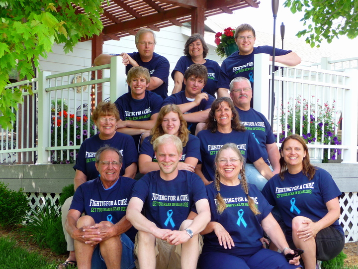 Gear Your Rear In Gear Wichita Ks 2013 T-Shirt Photo