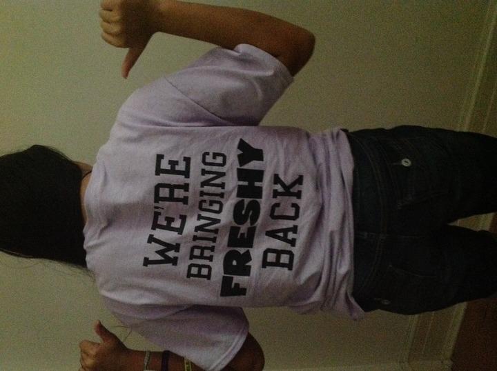 Bringing Freshy Back T-Shirt Photo
