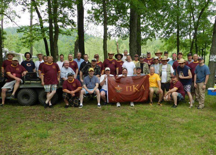 Semo Pike Alumni Float Trip 2013 T-Shirt Photo