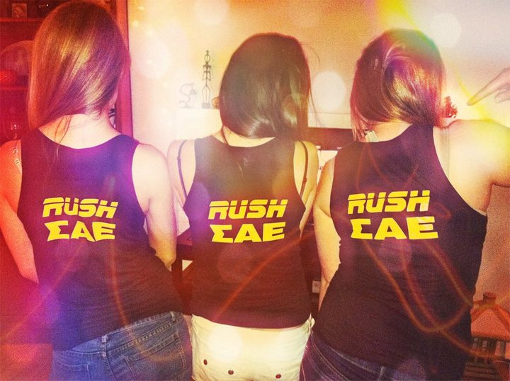 Rush Sae, We Have The Coolest Tanks. T-Shirt Photo