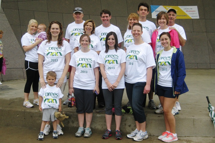 Drees Team For Cf   Cincinnati T-Shirt Photo