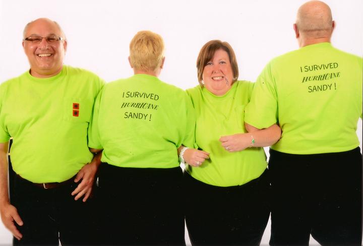 Hurricane Sandy T-Shirt Photo