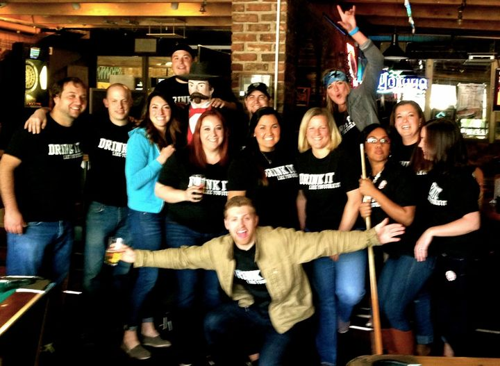 Kenmore Pub Crawl T-Shirt Photo