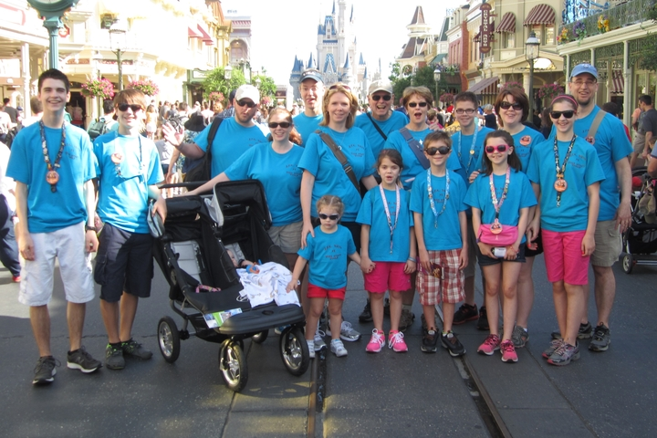 Disney World J.F.R. T-Shirt Photo