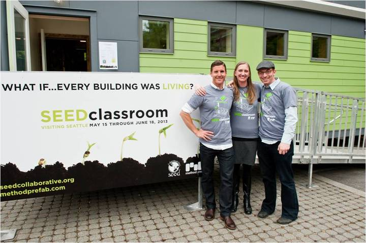 Living Building Challenge Classrooms Are Here! T-Shirt Photo