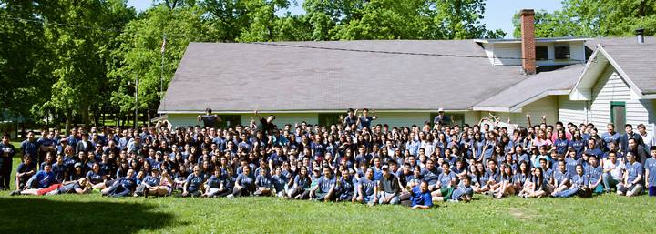 Vay Youth Camp 2013 T-Shirt Photo