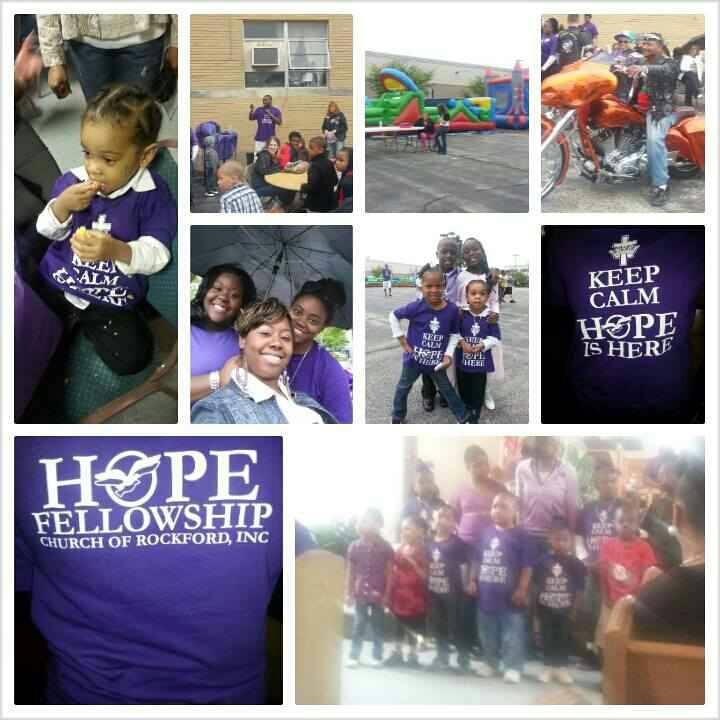 Hope Fellowship Blessing & Show 2013 T-Shirt Photo