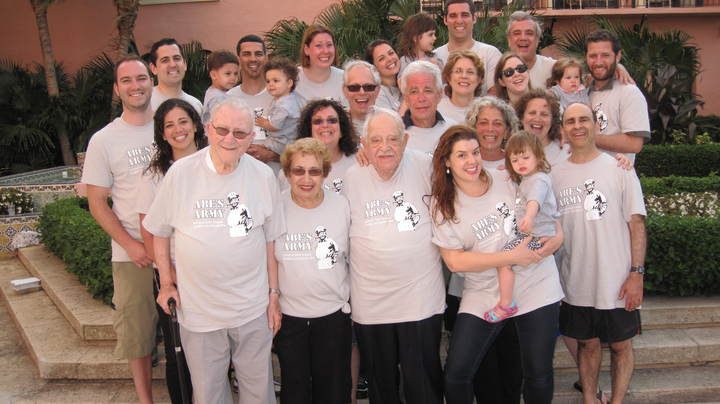 Auerbach Family Reunion T-Shirt Photo