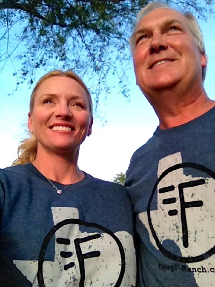Ritzy Ranchers T-Shirt Photo