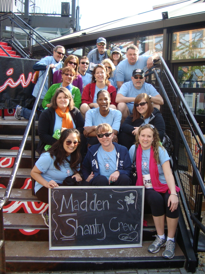 Madden's Shanty Crew T-Shirt Photo