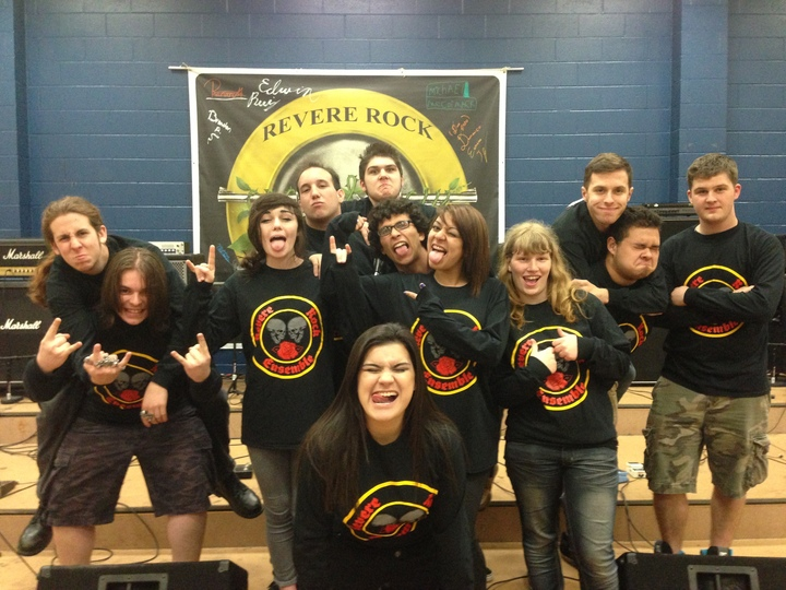 Our New Shirts Rock! T-Shirt Photo