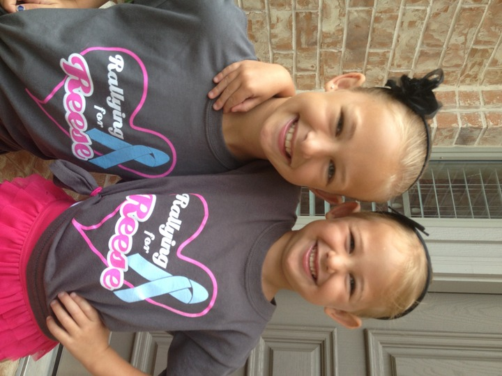 Sisters Rallying For Reese T-Shirt Photo