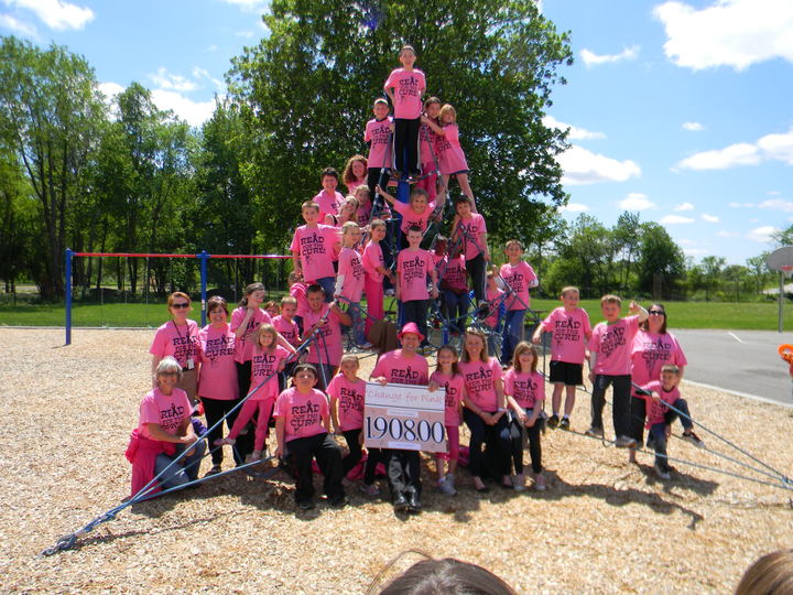 Read For The Cure T-Shirt Photo