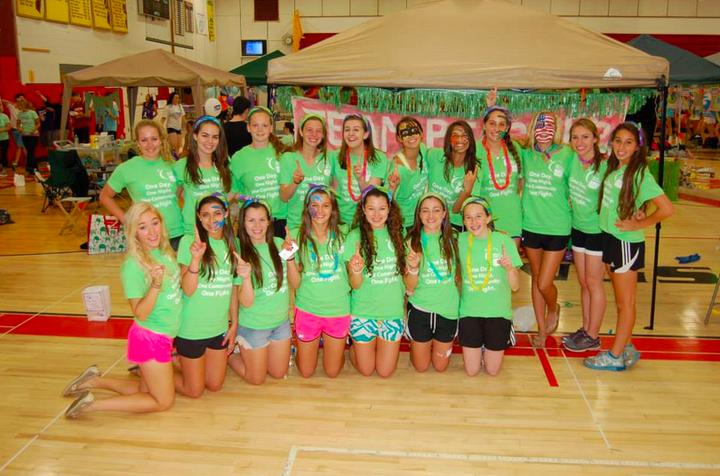 Relay For Life Shirts: Team Peaches T-Shirt Photo