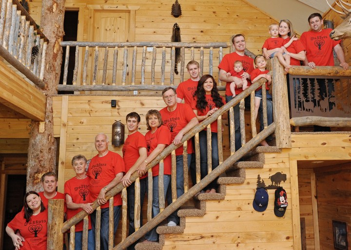The Daryl Collett Family T-Shirt Photo