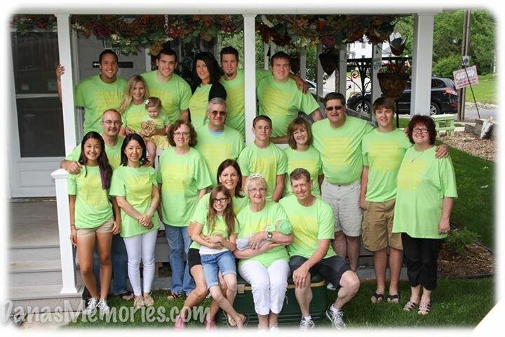 Stannard Family T-Shirt Photo