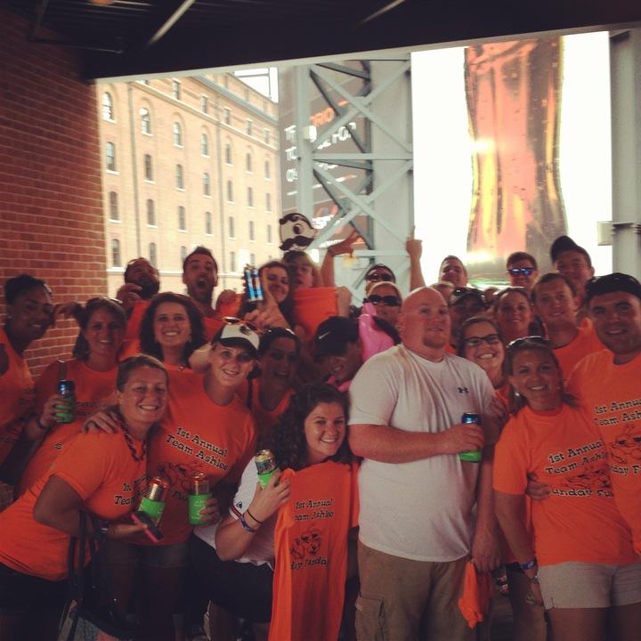 1st Annual Team Ashlee Sunday Funday T-Shirt Photo