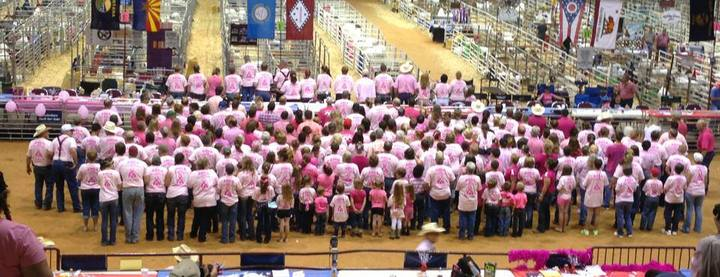 Abga/Jabga Showin For The Cure T-Shirt Photo