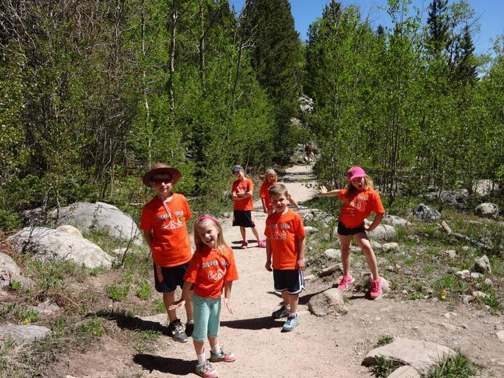 """""""Find Them In The Pines"""" Orange T-Shirt Photo"""