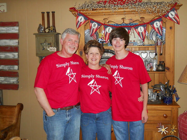 Simply Sharon And Crew T-Shirt Photo