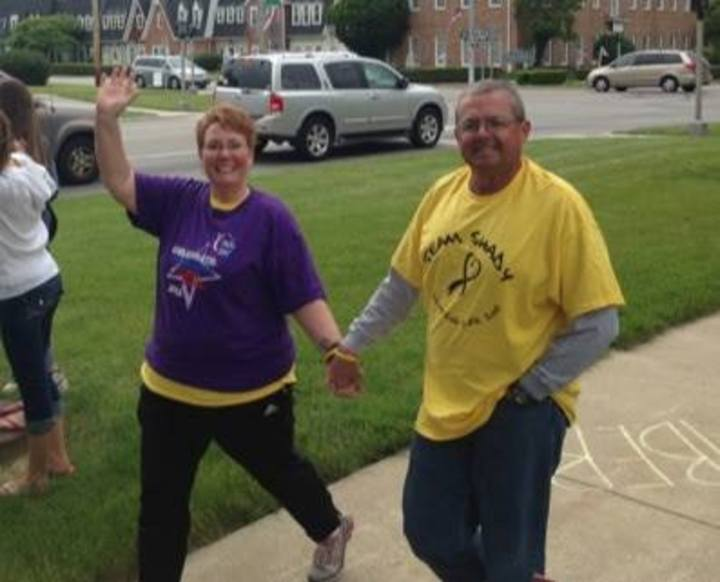 26 Miles Walked For Relay For Life 2013 T-Shirt Photo