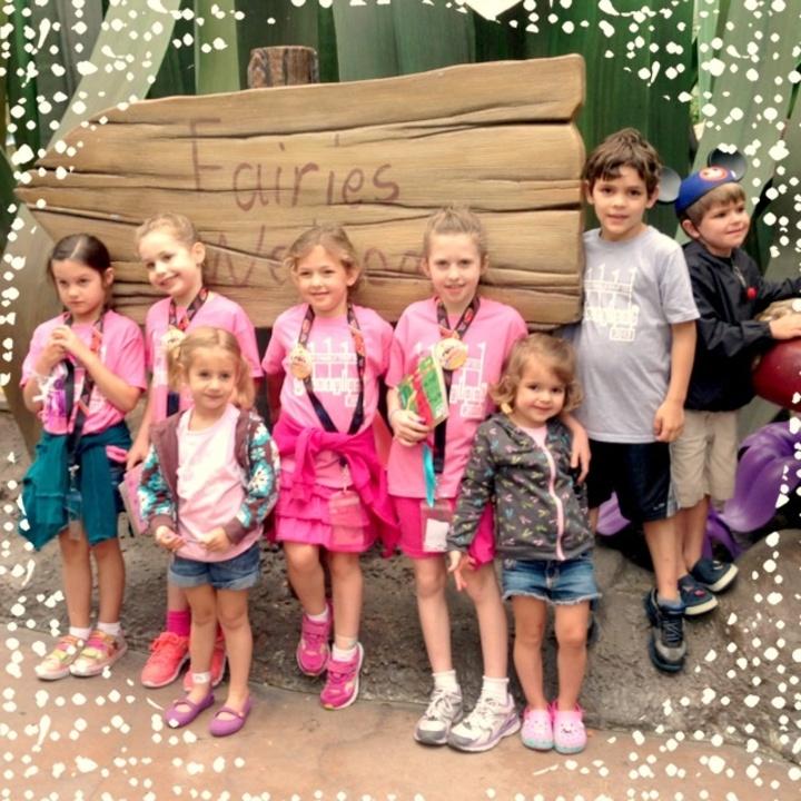 Grandkids At Disneyland!!! T-Shirt Photo