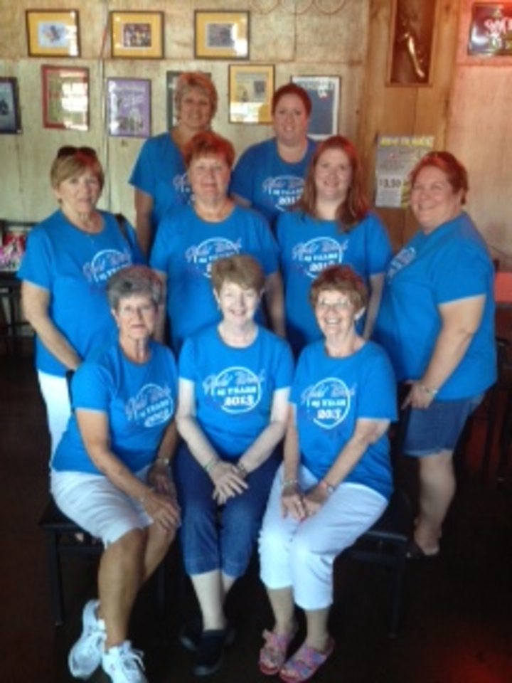 25th Annual Girls' Week Shirts T-Shirt Photo
