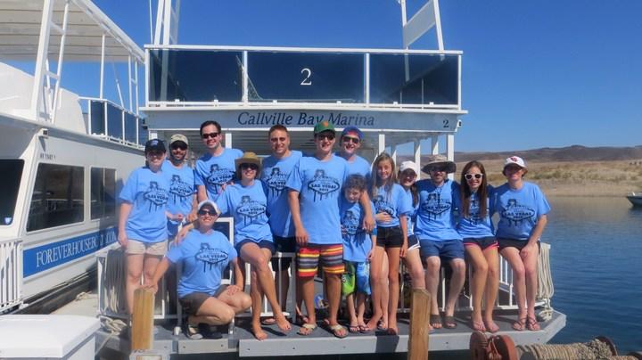 Cousins Reunion 2013 T-Shirt Photo