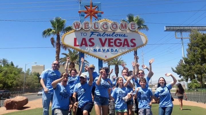 Cousins Reunion Las Vegas 2013 T-Shirt Photo