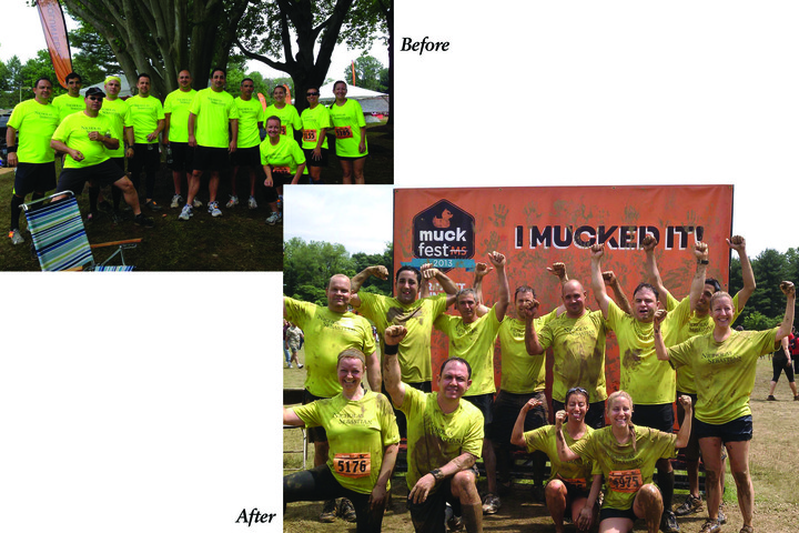 Muck Fest 2013 T-Shirt Photo