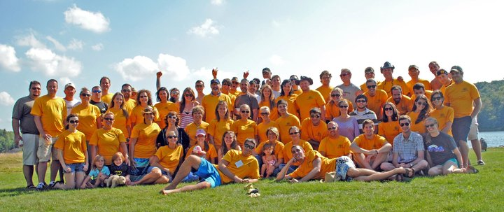 Chris Lantz American Excellence Fundraiser 2012 T-Shirt Photo