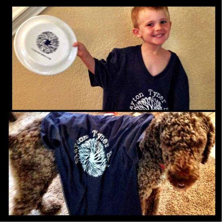 The Whole Family Loves Our New Shirts! T-Shirt Photo