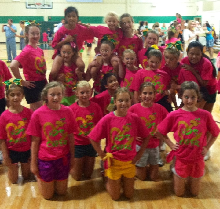 Hds Mini Cheer Camp T-Shirt Photo