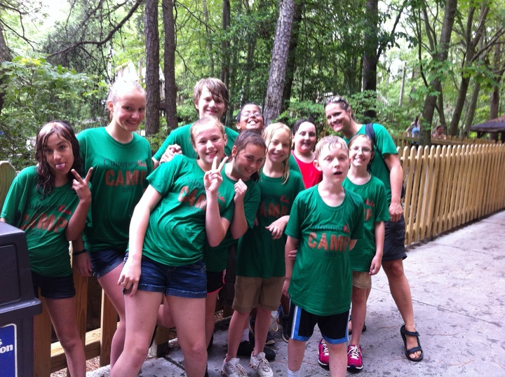 Culpeper Kids Rock Kings Dominion! T-Shirt Photo