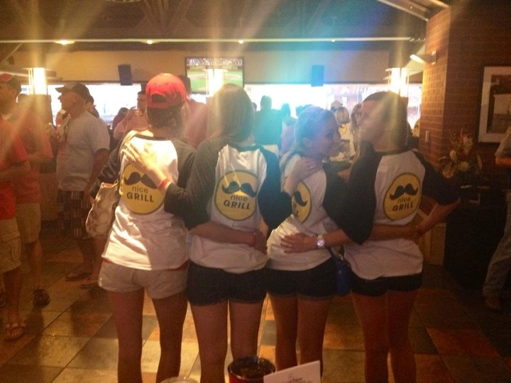 Dental Baseball Outing! T-Shirt Photo