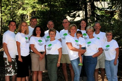 Family Reunion 2007 T-Shirt Photo