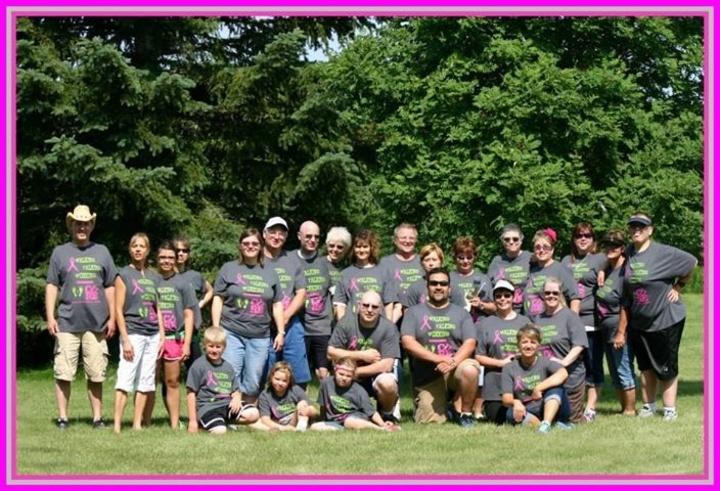 Breast Cancer Fund Raiser T Shirt Buyers T-Shirt Photo