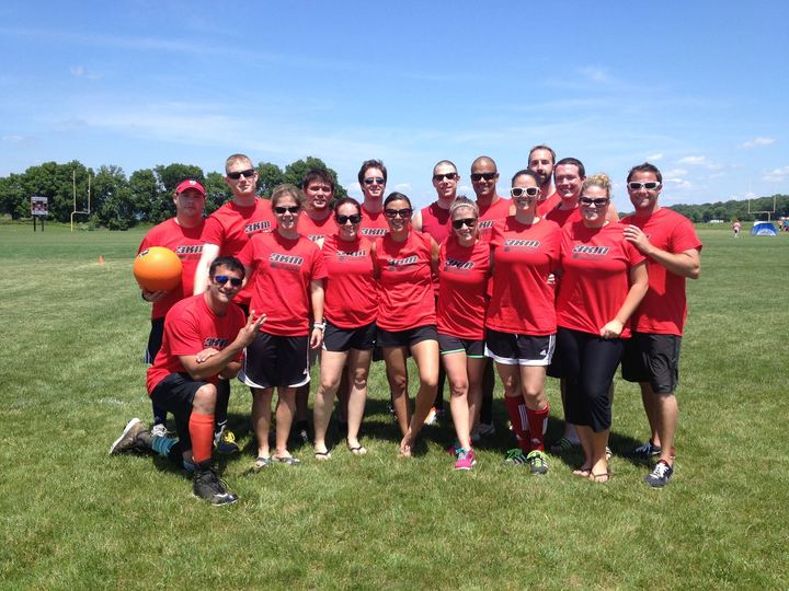 3 Km Kickball T-Shirt Photo