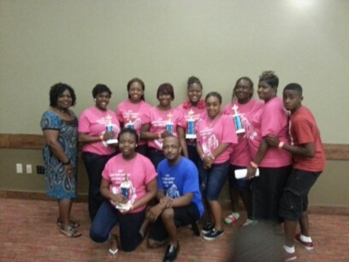 2013 Southern District Bible Bowl Champions T-Shirt Photo