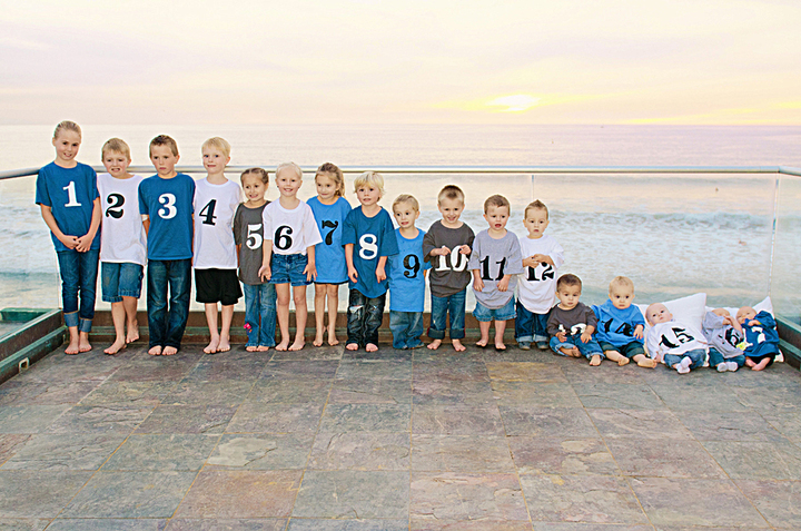 Grandkids T-Shirt Photo