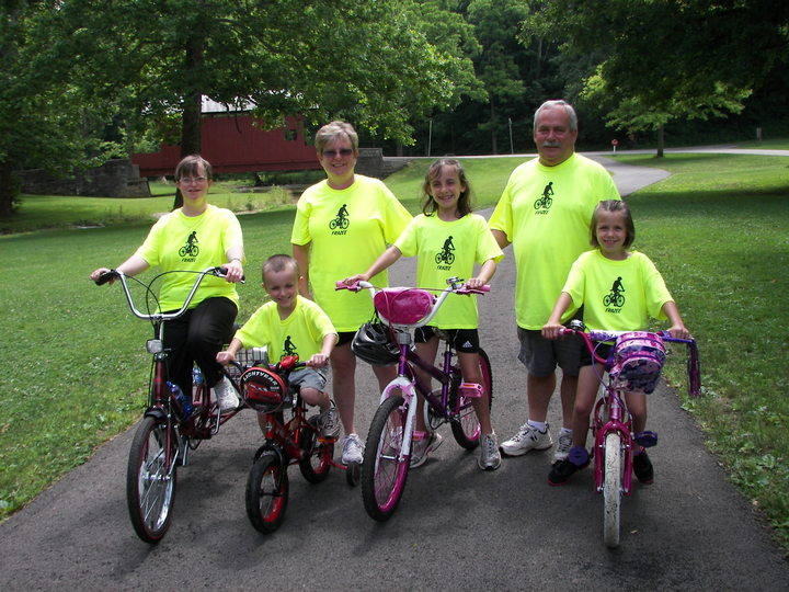 Family Ride T-Shirt Photo