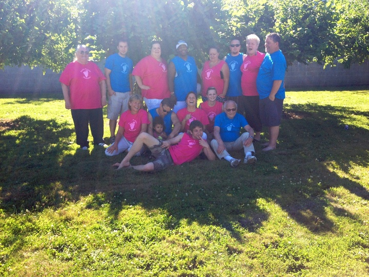 Focht Family Field Day T-Shirt Photo