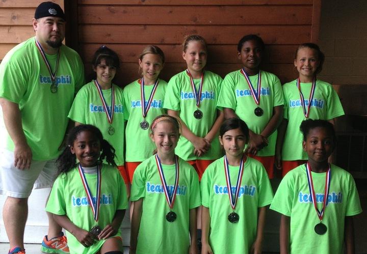 Teamphil Wins Gold! T-Shirt Photo