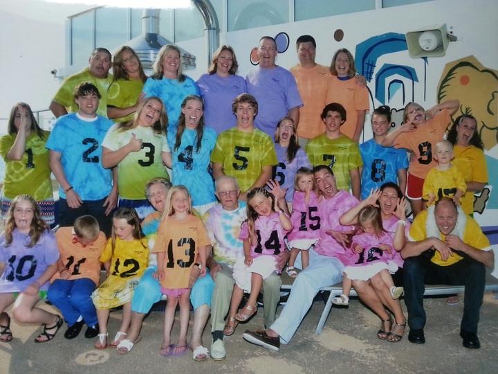 Cruisin' In Style (My Crazy Dutch Family) T-Shirt Photo