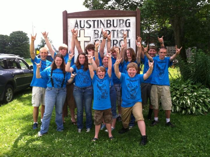Austinburg Worship Band T-Shirt Photo